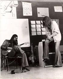 Jon Seagroatt & Ian Staples 1972