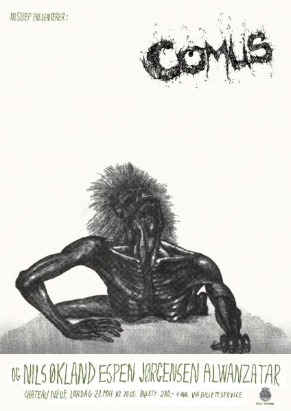 Comus Oslo poster