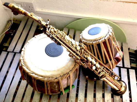 tabla & sax copy